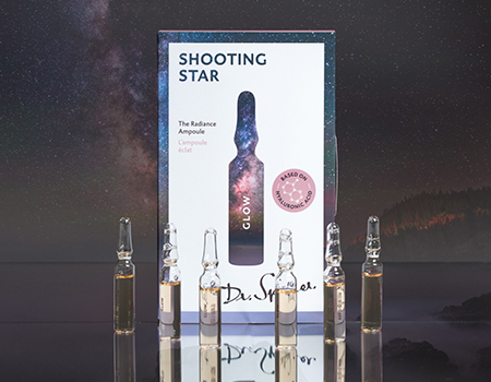 drspiller news glow shooting star